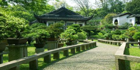 die berühmten chinesischen gärten - kultur highlights, Garten Ideen