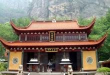 Lingyan Temple, Chinesische Temple