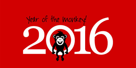 2016-year-of-the-monkey-vector-material-09