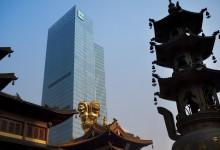 JingAn Temple in Shanghai