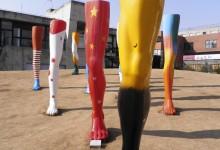 Shanghai, China, Sculpture