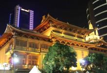 Jing An District, Jing An Temple