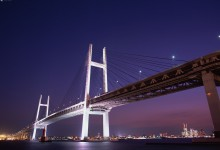Huangpu Bridge in Shanghai