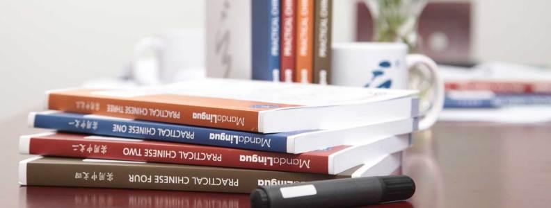 Chinese Text Books MandaLingua
