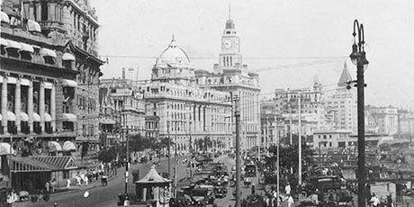 Shanghai im Jahre 1930
