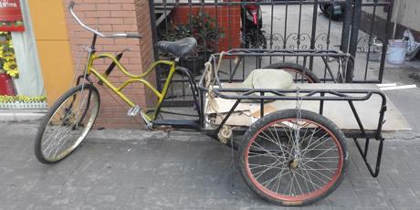 Fahrradwagen