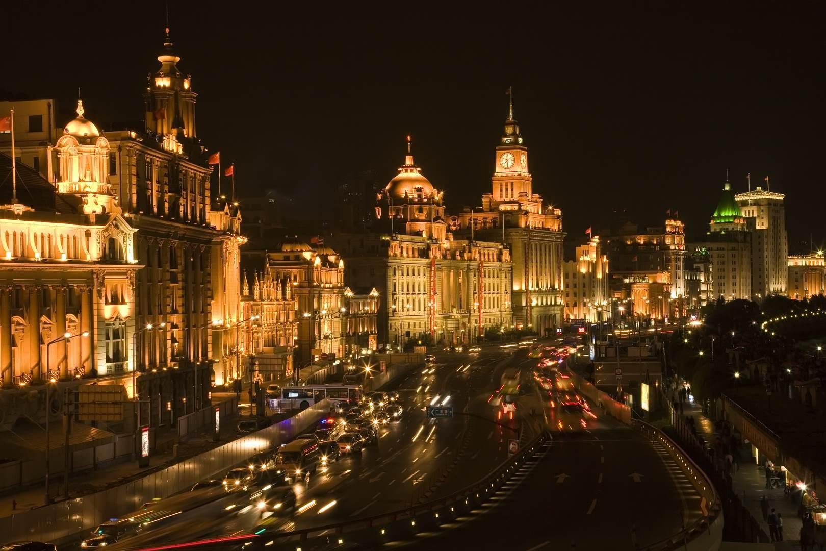 Impressions of Shanghai City - MandaLingua
