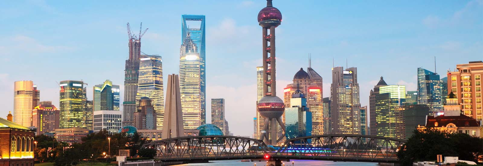 Learn Chinese in Shanghai | EF Study Mandarin