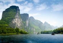 beautiful guilin of China