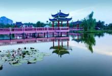 beautiful scene of west lake in hangzhou, china