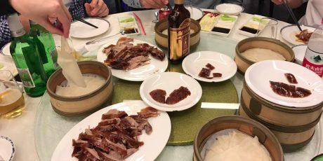 MandaLingua Beijing Duck Dinner