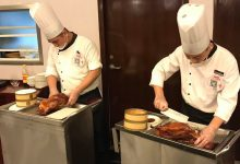 Beijing Duck Preparation in Shanghai