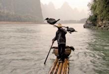 fisherman of guilin in China