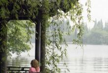 pavilion near west lake