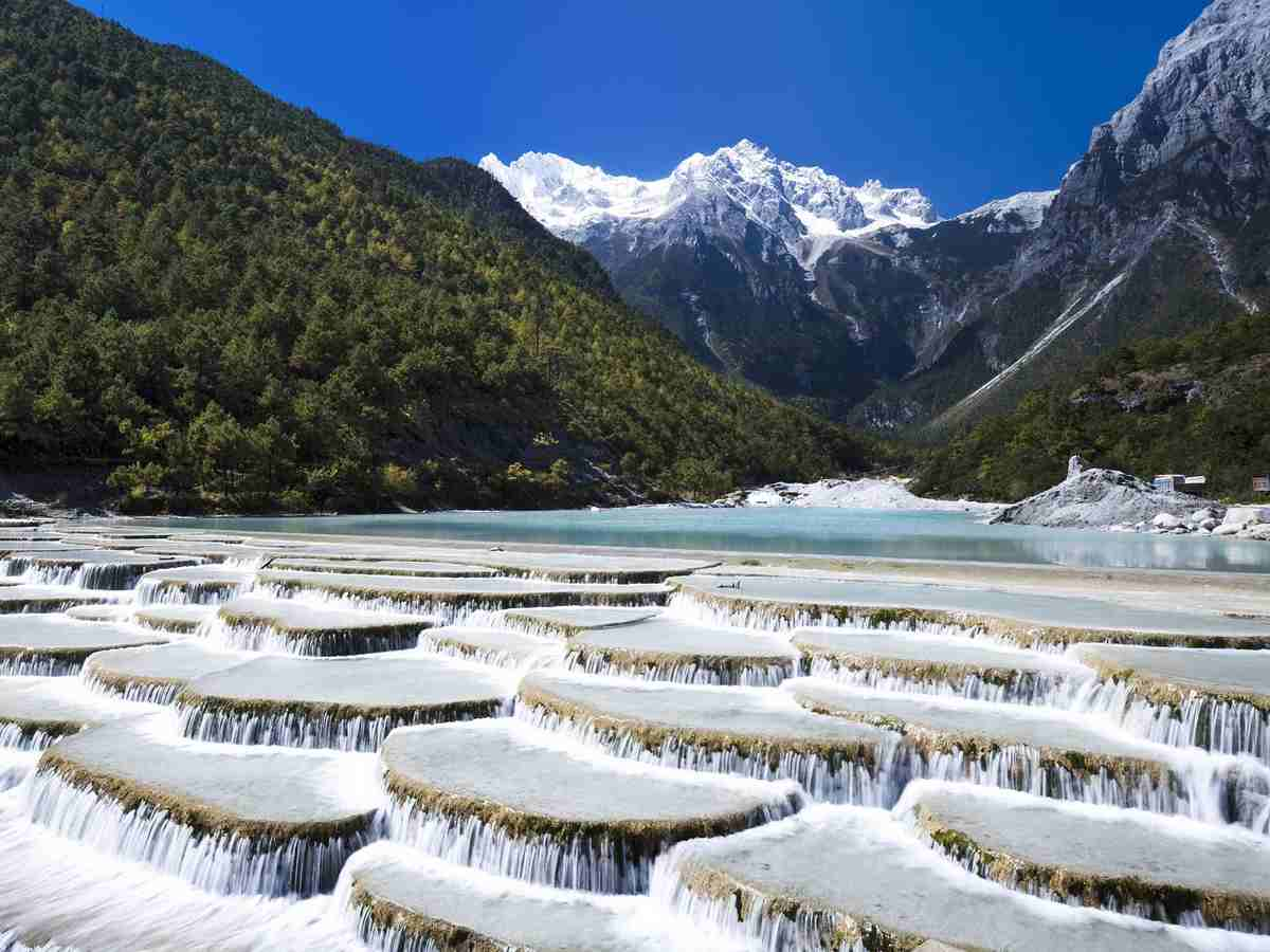 pictures of lijiang in china
